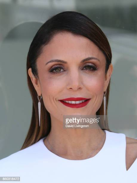 TV personality Bethenny Frankel attends the premiere of ABC's 'Shark Tank' Season 9 at The Paley Center for Media on September 20 2017 in Beverly...