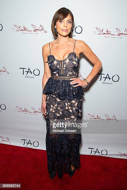 TV personality Bethenny Frankel attends the Stanton Social 101 anniversary party at The Stanton Social on September 20 2016 in New York City