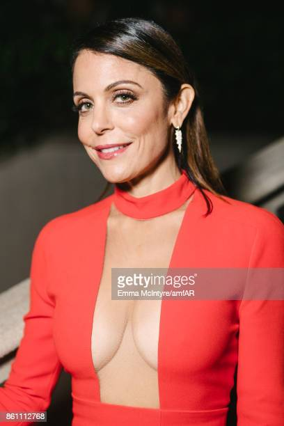 TV personality Bethenny Frankel poses for a portrait at Ron Burkle's Green Acres Estate on October 13 2017 in Beverly Hills California
