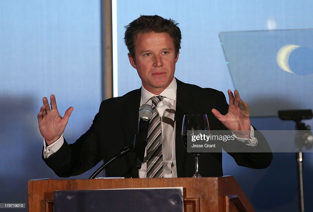 TV Personality Billy Bush attends the 2nd Annual Social TV Awards at Bel-Air Country Club on July 16, 2013 in Los Angeles, California.