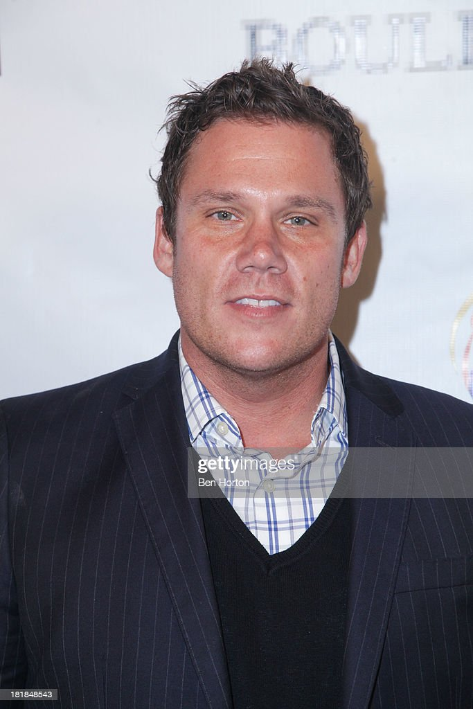 TV personality <a gi-track='captionPersonalityLinkClicked' href=/galleries/search?phrase=Bob+Guiney&family=editorial&specificpeople=212916 ng-click='$event.stopPropagation()'>Bob Guiney</a> attends the Guggenheim partners present: The Justice Ball at Boulevard3 on September 24, 2013 in Hollywood, California.