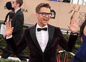 TV personality Brad Goreski arrives at the 22nd Annual Screen Actors Guild Awards at The Shrine Auditorium on January 30 2016 in Los Angeles...