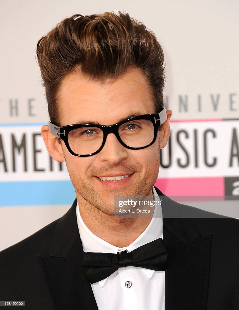 Personality Brad Goreski arrives for the 40th Anniversary American Music Awards - Arrivals held at Nokia Theater L.A. Live on November 18, 2012 in Los Angeles, California.
