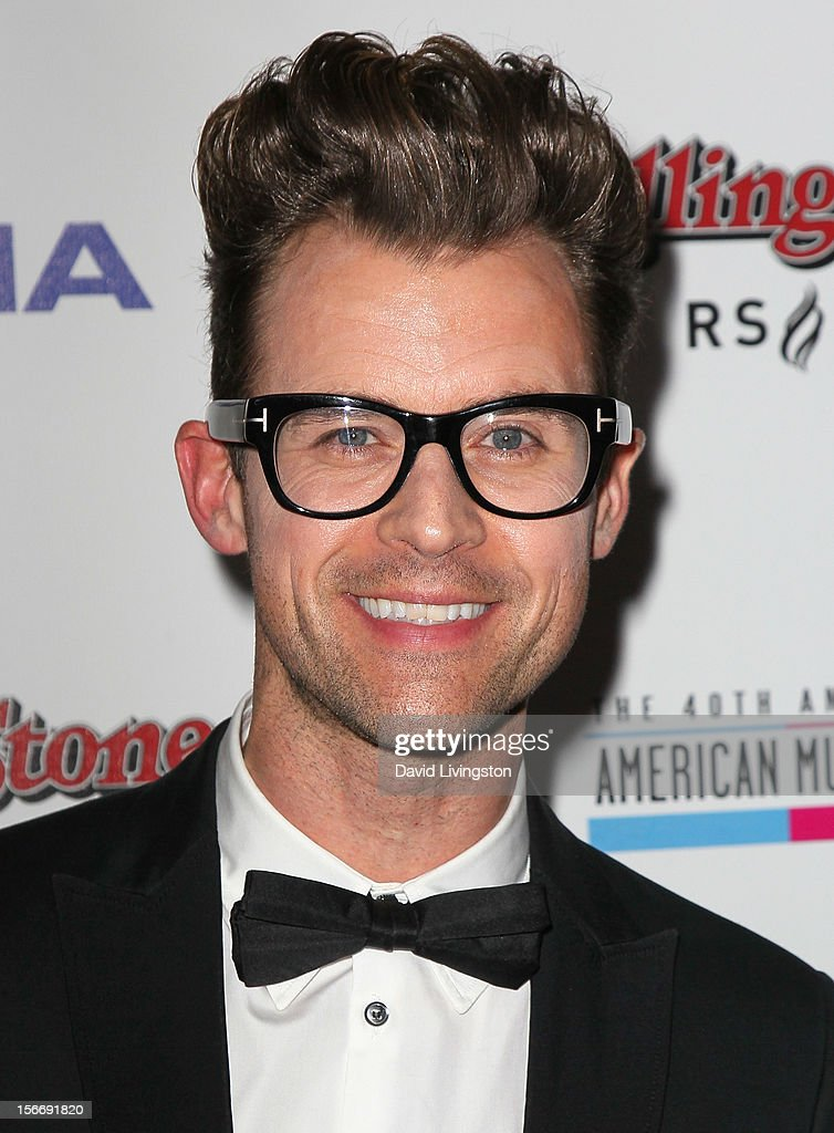 TV personality Brad Goreski attends Rolling Stone Magazine's 2012 American Music Awards (AMAs) VIP After Party presented by Nokia and Rdio at the Rolling Stone Restaurant and Lounge on November 18, 2012 in Los Angeles, California.