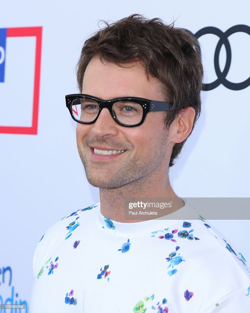 TV Personality <a gi-track='captionPersonalityLinkClicked' href=/galleries/search?phrase=Brad+Goreski&family=editorial&specificpeople=3255296 ng-click='$event.stopPropagation()'>Brad Goreski</a> attends the 1st annual Children Mending Hearts Style Sunday on June 9, 2013 in Beverly Hills, California.