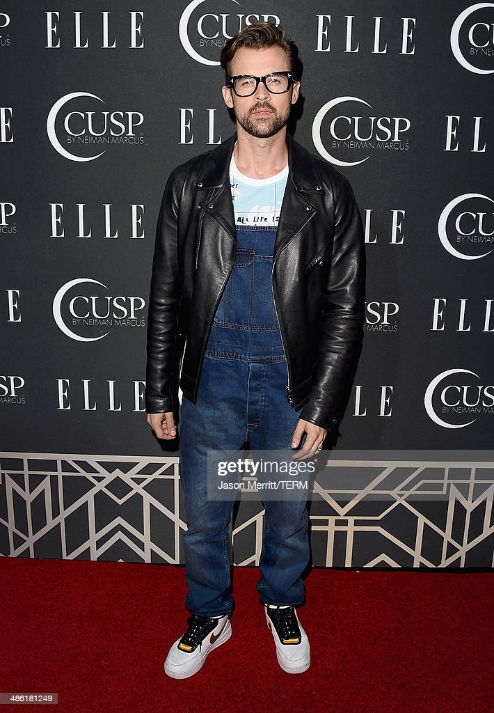 TV personality <a gi-track='captionPersonalityLinkClicked' href=/galleries/search?phrase=Brad+Goreski&family=editorial&specificpeople=3255296 ng-click='$event.stopPropagation()'>Brad Goreski</a> attends the 5th Annual ELLE Women in Music Celebration presented by CUSP by Neiman Marcus. Hosted by ELLE Editor-in-Chief Robbie Myers with performances by Sarah McLachlan, Angel Haze and Betty Who, with special DJ set by Rumer Willis at Avalon on April 22, 2014 in Hollywood, California.
