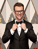 TV personality Brad Goreski attends the 88th Annual Academy Awards at Hollywood Highland Center on February 28 2016 in Hollywood California