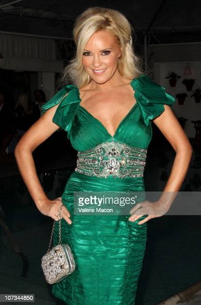 TV personality Bridget Marquardt attends 'Gift A Giggle Gala' Fundraiser on December 5 2010 in West Hollywood California