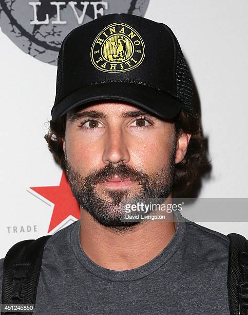 TV personality Brody Jenner attends the launch of the Lucky Strike Live new music venue at Lucky Strike Live on June 25 2014 in Hollywood California