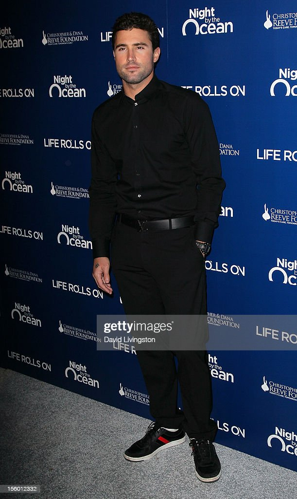 TV personality Brody Jenner attends The Life Rolls On Foundation's 9th Annual Night by the Ocean at the Ritz-Carlton Hotel on November 10, 2012 in Marina del Rey, California.