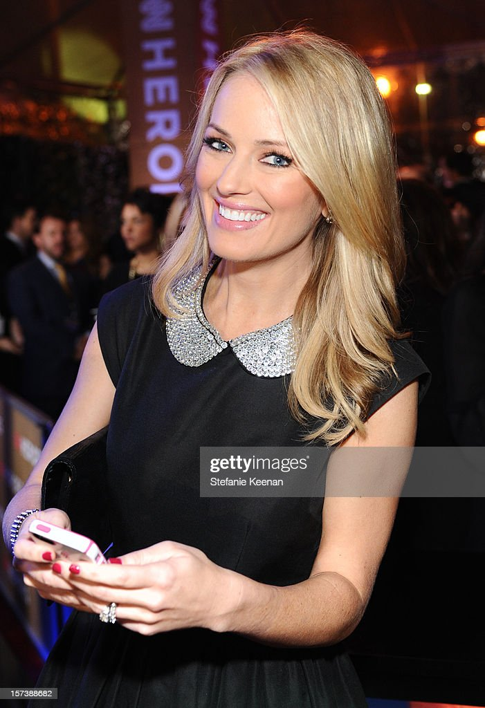 TV personality Brooke Anderson attends the CNN Heroes: An All Star Tribute at The Shrine Auditorium on December 2, 2012 in Los Angeles, California. 23046_004_SK_0467.JPG