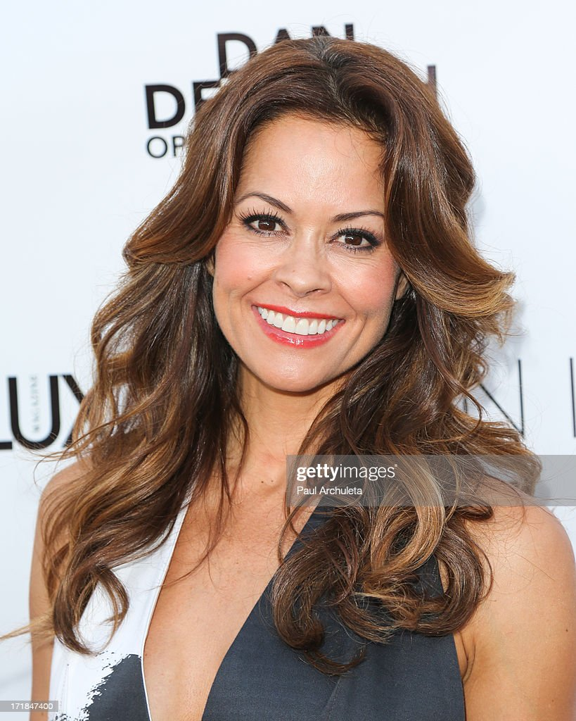 TV Personality Brooke Burke Charvet attends the Genlux Magazine summer issue release party at the Luxe Rodeo Drive Hotel on June 28, 2013 in Beverly Hills, California.