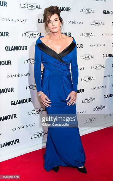 TV personality Caitlyn Jenner attends Glamour's 25th Anniversary Women of the Year Awards at Carnegie Hall on November 9 2015 in New York City