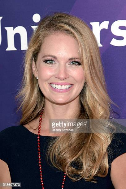 TV personality Cameran Eubanks attends the 2016 NBCUniversal Summer Press Day at Four Seasons Hotel Westlake Village on April 1 2016 in Westlake...