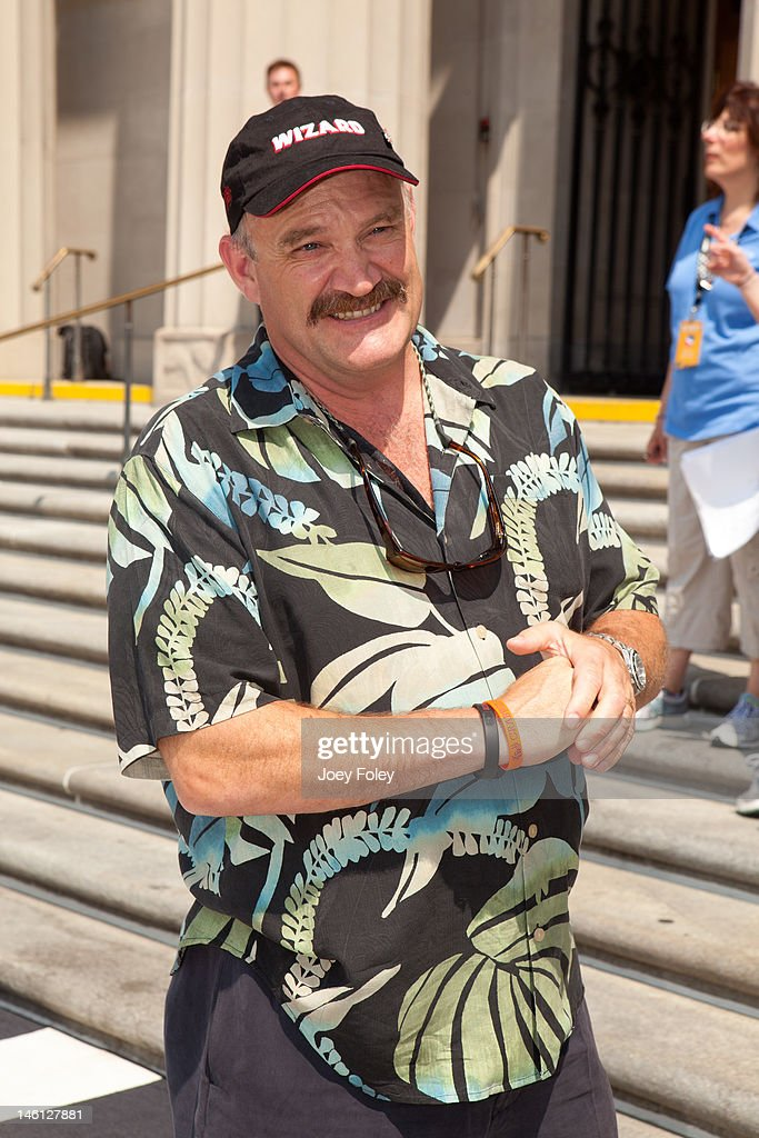TV personality Captain Keith Colburn attends the IPL 500 Festival Parade at on May 26, 2012 in Indianapolis, Indiana. (Photo by Joey Foley/Getty