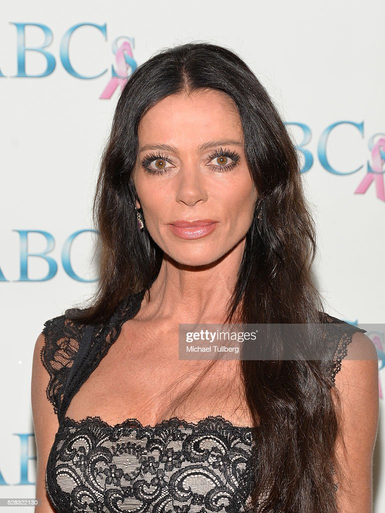 TV personality <a gi-track='captionPersonalityLinkClicked' href=/galleries/search?phrase=Carlton+Gebbia&family=editorial&specificpeople=11188728 ng-click='$event.stopPropagation()'>Carlton Gebbia</a> attends the Associates For Breast and Prostate Cancer Studies' annual Mother's Day Luncheon at Four Seasons Hotel Los Angeles at Beverly Hills on May 4, 2016 in Los Angeles, California.