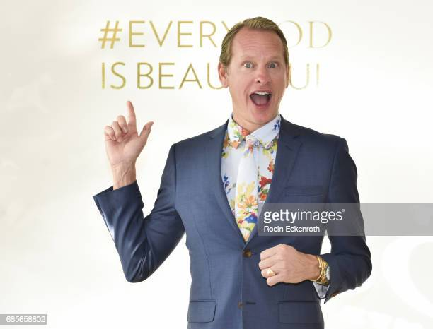 TV personality Carson Kressley attends her grand opening of The Bod on May 19 2017 in Beverly Hills California