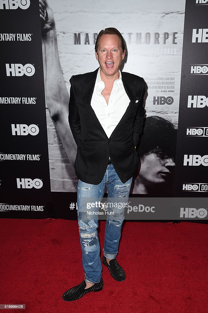 """""""Mapplethorpe: Look At The Pictures"""" New York Premiere - Red Carpet"""