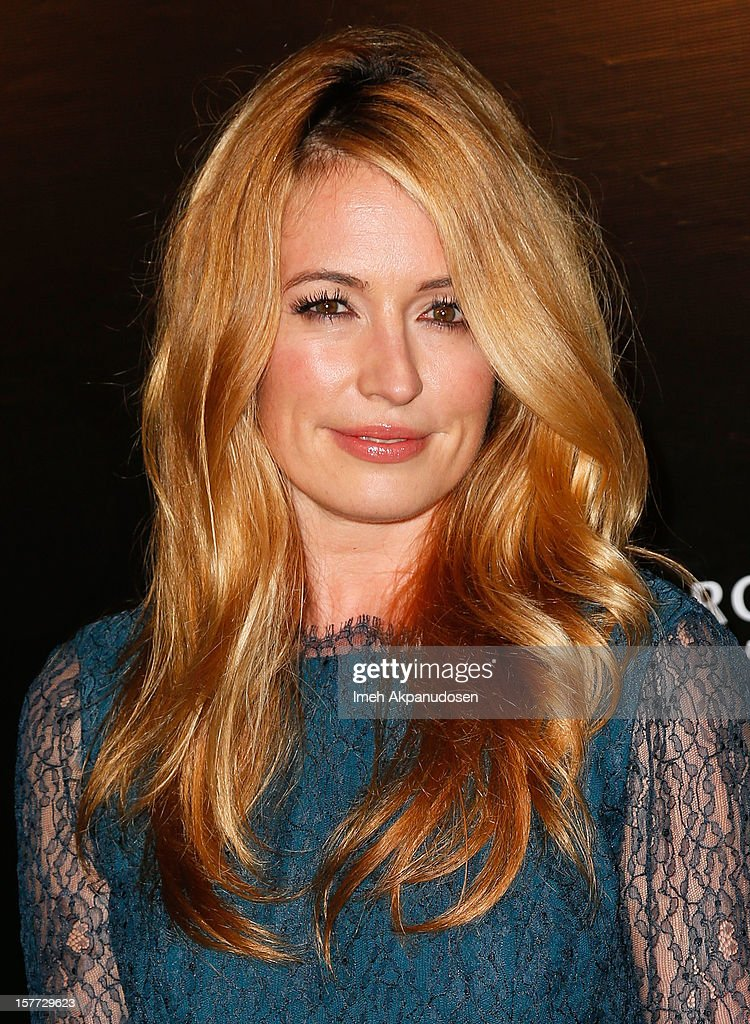 TV personality Cat Deeley attends the Rodeo Drive Walk Of Style honoring BVLGARI and Mr. Nicola Bulgari held at Bulgari on December 5, 2012 in Beverly Hills, California.