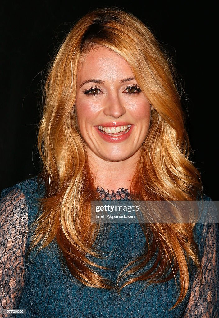 TV personality <a gi-track='captionPersonalityLinkClicked' href=/galleries/search?phrase=Cat+Deeley&family=editorial&specificpeople=202554 ng-click='$event.stopPropagation()'>Cat Deeley</a> attends the Rodeo Drive Walk Of Style honoring BVLGARI and Mr. Nicola Bulgari held at Bulgari on December 5, 2012 in Beverly Hills, California.