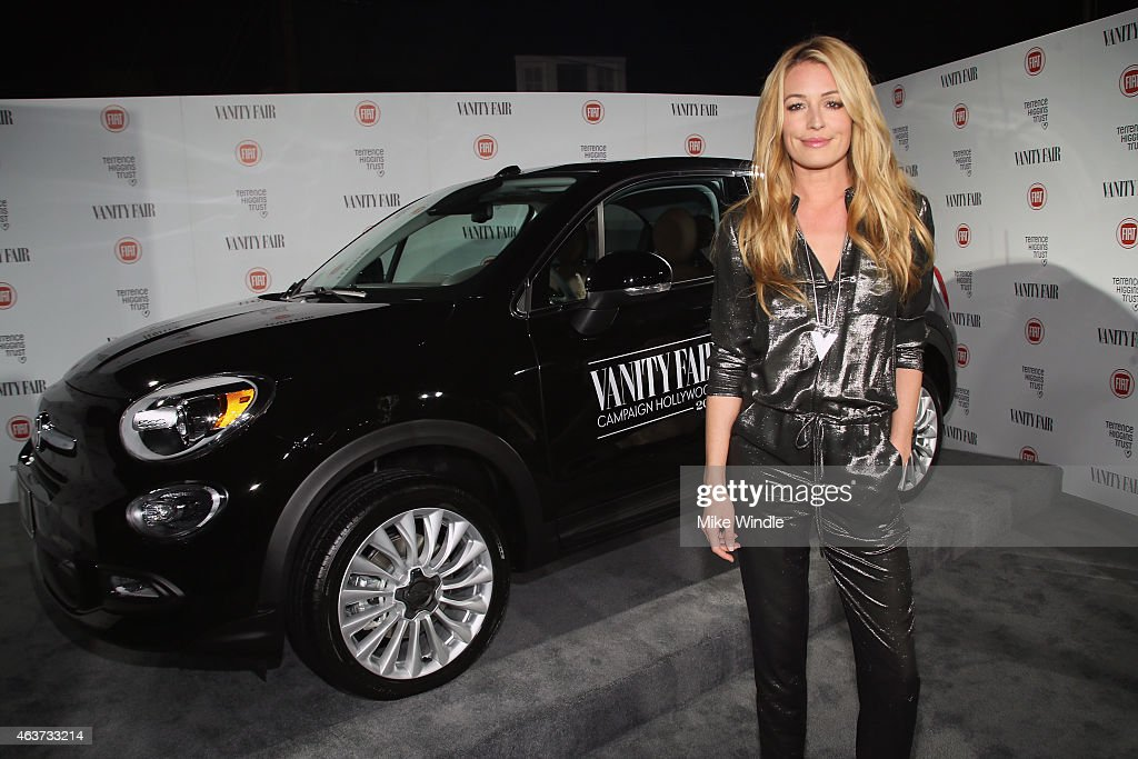 TV personality Cat Deeley attends Vanity Fair and FIAT celebration of Young Hollywood hosted by Krista Smith and James Corden to benefit the Terrence...