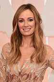 TV personality Catt Sadler attends the 87th Annual Academy Awards at Hollywood Highland Center on February 22 2015 in Hollywood California
