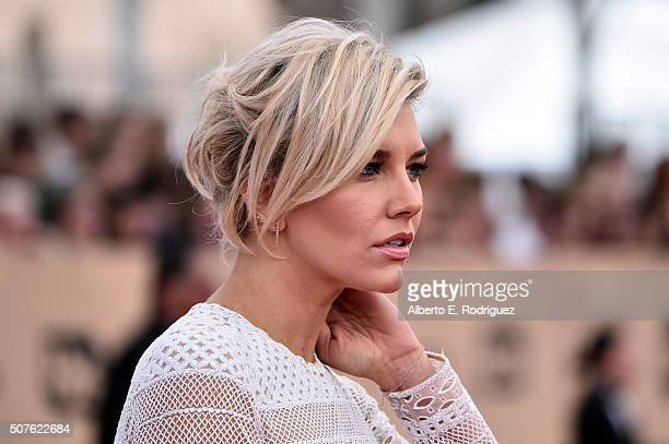 TV personality Charissa Thompson attends the 22nd Annual Screen Actors Guild Awards at The Shrine Auditorium on January 30 2016 in Los Angeles...