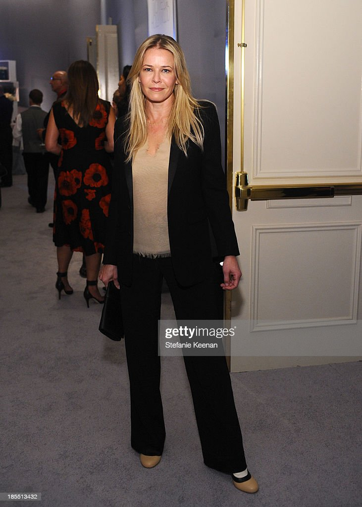 TV personality <a gi-track='captionPersonalityLinkClicked' href=/galleries/search?phrase=Chelsea+Handler&family=editorial&specificpeople=599162 ng-click='$event.stopPropagation()'>Chelsea Handler</a> attends ELLE's 20th Annual Women In Hollywood Celebration at Four Seasons Hotel Los Angeles at Beverly Hills on October 21, 2013 in Beverly Hills, California.