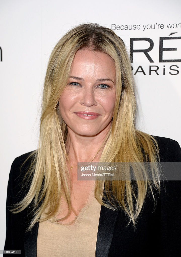 TV personality Chelsea Handler attends ELLE's 20th Annual Women In Hollywood Celebration at Four Seasons Hotel Los Angeles at Beverly Hills on October 21, 2013 in Beverly Hills, California.