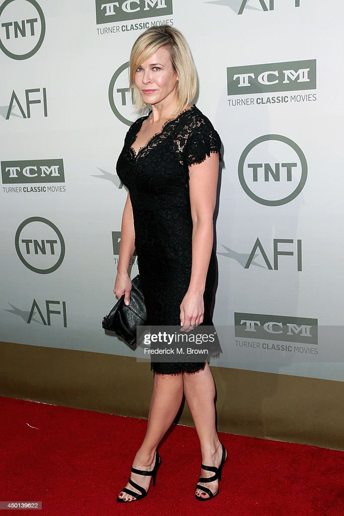 TV personality Chelsea Handler attends the 2014 AFI Life Achievement Award: A Tribute to Jane Fonda at the Dolby Theatre on June 5, 2014 in Hollywood, California. Tribute show airing Saturday, June 14, 2014 at 9pm ET/PT on TNT.