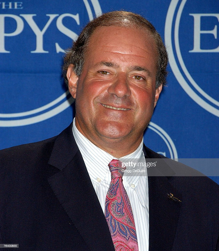 ESPN personality Chris Berman in the press room during the 2007 ESPY Awards at the Kodak Theater on July 11, 2007 in Hollywood, California.