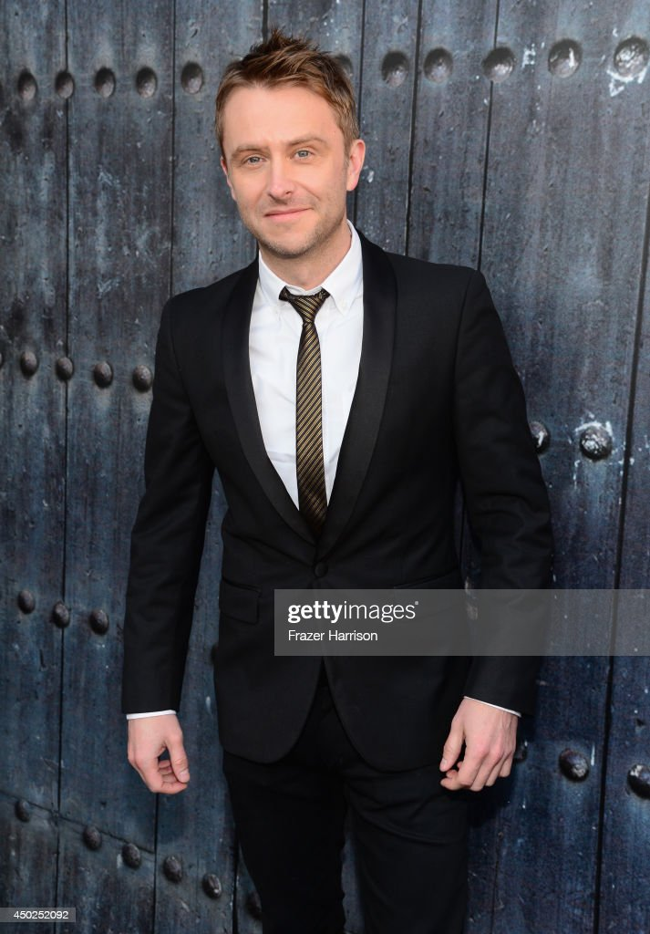 TV personality Chris Hardwick attends Spike TV's 'Guys Choice 2014' at Sony Pictures Studios on June 7, 2014 in Culver City, California.