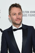 TV personality Chris Hardwick attends the 23rd Annual Elton John AIDS Foundation Academy Awards Viewing Party on February 22 2015 in Los Angeles...