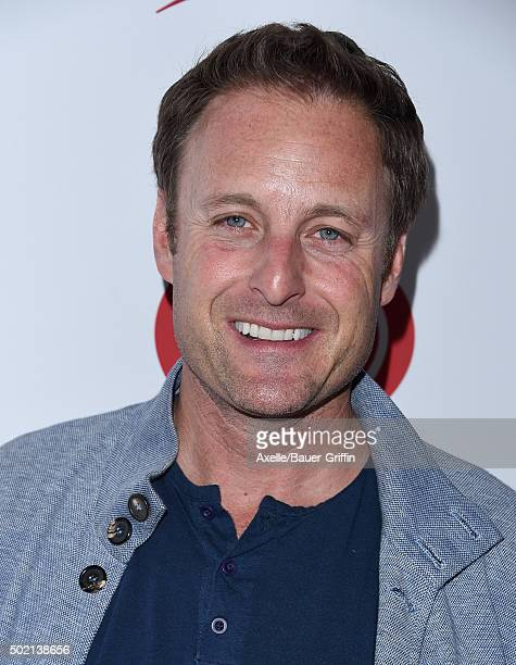 TV personality Chris Harrison arrives at 1027 KIIS FM's Jingle Ball 2015 presented by Capital One at Staples Center on December 4 2015 in Los Angeles...