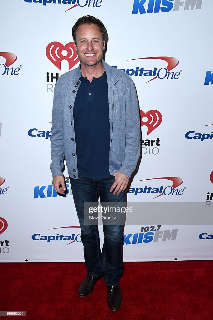 TV personality Chris Harrison attends 102.7 KIIS FM's Jingle Ball 2015 Presented by Capital One at STAPLES CENTER on December 4, 2015 in Los Angeles, California.