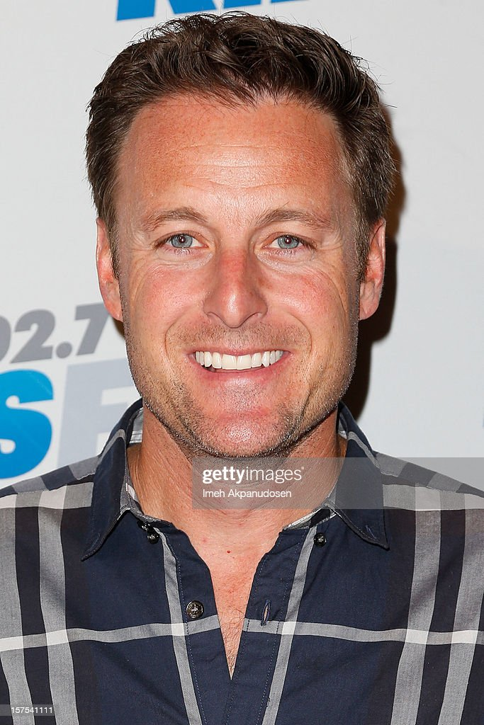 TV personality Chris Harrison attends KIIS FM's 2012 Jingle Ball at Nokia Theatre L.A. Live on December 3, 2012 in Los Angeles, California.