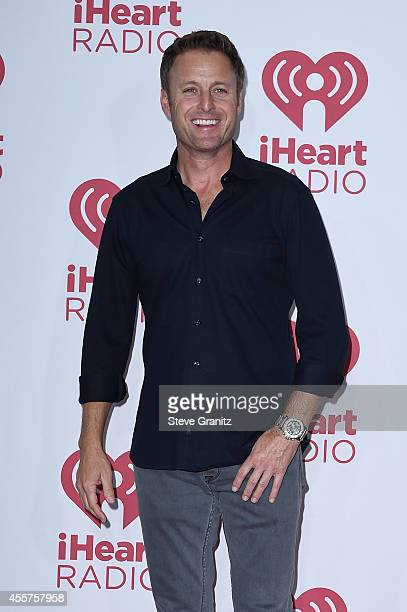 TV personality Chris Harrison attends night 1 of the 2014 iHeartRadio Music Festival at MGM Grand Garden Arena on September 19 2014 in Las Vegas...