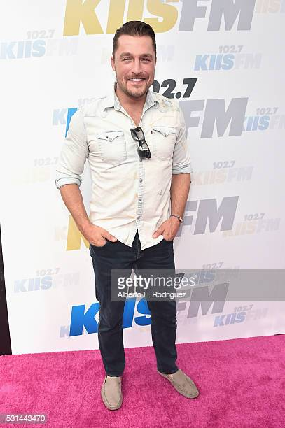 TV personality Chris Soules attends KIIS FM's Wango Tango 2016 at StubHub Center on May 14 2016 in Carson California