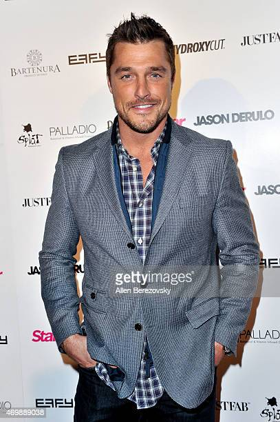 TV personality Chris Soules attends Star Magazine's Hollywood Rocks Event with Jason Derulo at The Argyle on April 15 2015 in Hollywood California