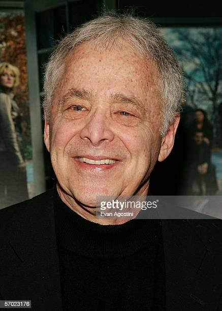 TV personality Chuck Barris attends the sixth season premiere of the HBO series 'The Sopranos' at the Museum Of Modern Art on March 7 2006 in New...