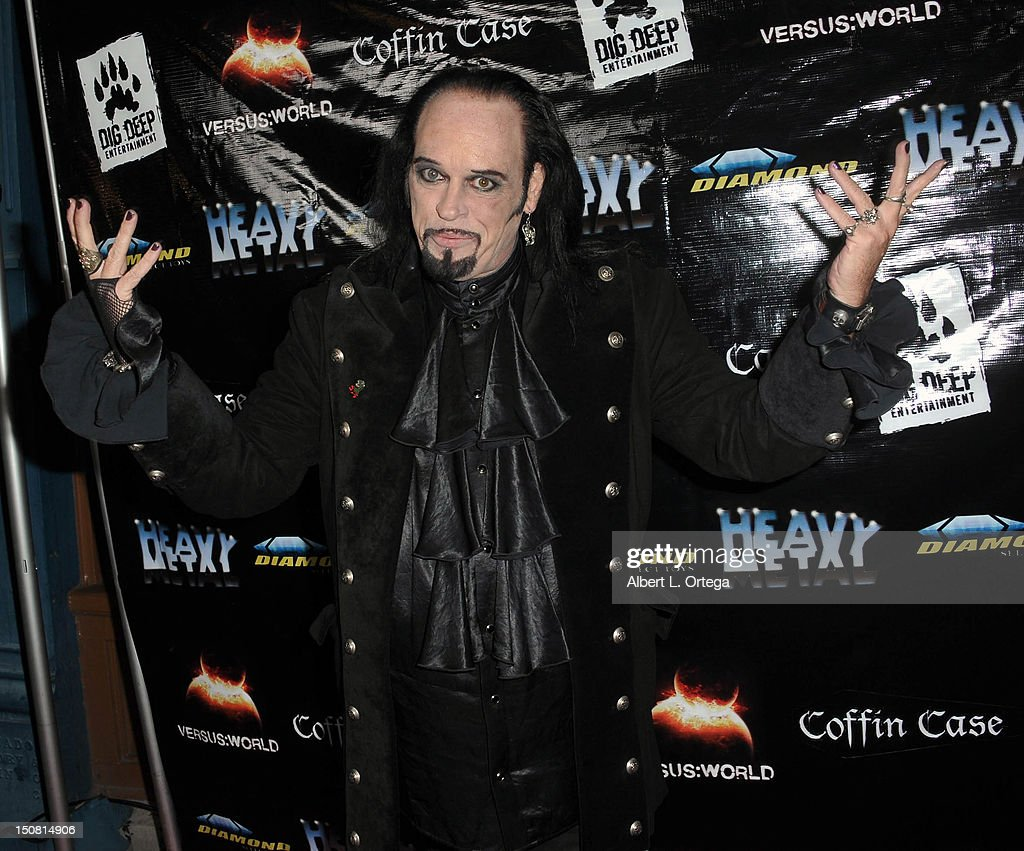 TV personality Cleve Hall arrives for Heavy Metal Magazine's 35th Anniversary Party - Day 1 of Comic-Con International 2012 held at The Haunted Hotel on Thursday July 12, 2012 in San Diego, California.