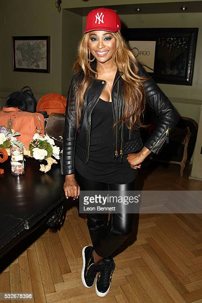 TV personality Cynthia Bailey attends Cargo By Cynthia Bailey VIP reception at The Redbury Hotel on May 18 2016 in Hollywood California