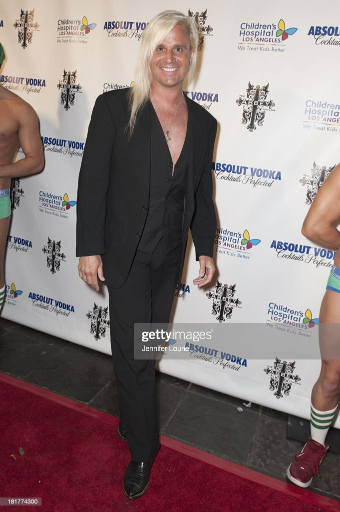TV personality Daniel DiCriscio attends The Abbey's 8th Annual Christmas in September event benefiting The Children's Hospital Los Angeles at The Abbey on September 24, 2013 in West Hollywood, California.