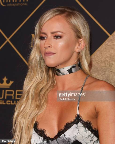 Personality Danielle Moinet attends the 2017 MAXIM Hot 100 Party at The Hollywood Palladium on June 24 2017 in Los Angeles California