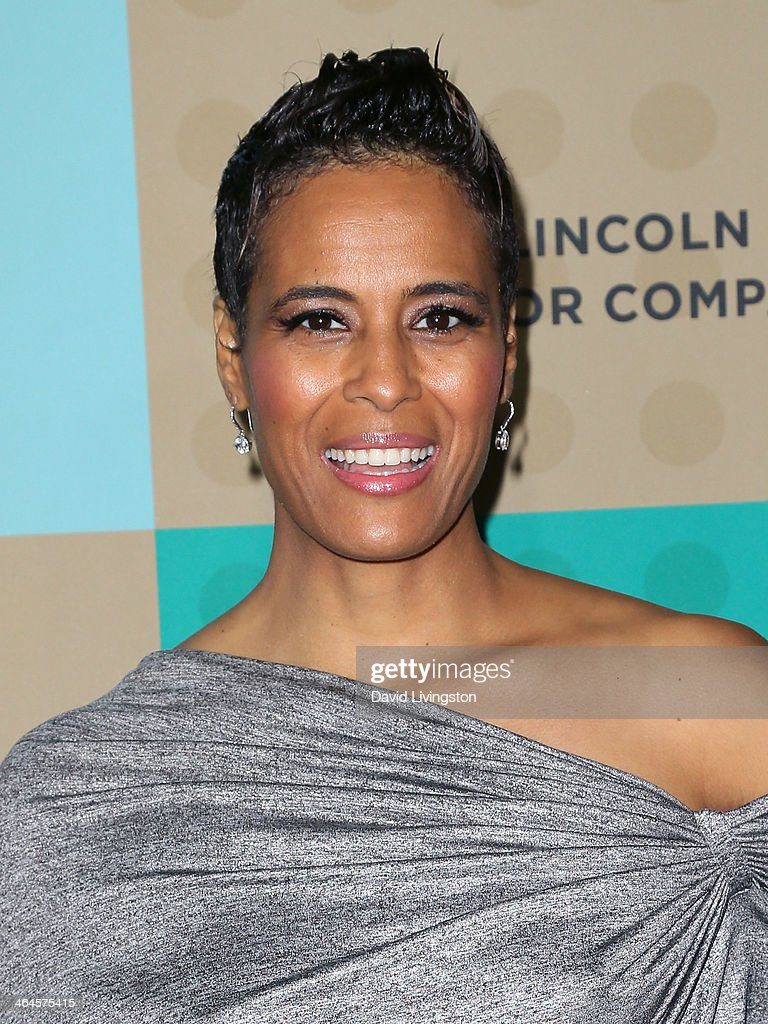 TV personality <a gi-track='captionPersonalityLinkClicked' href=/galleries/search?phrase=Daphne+Wayans&family=editorial&specificpeople=4878193 ng-click='$event.stopPropagation()'>Daphne Wayans</a> attends Essence Magazine's 5th Annual Black Women in Music event at 1 OAK on January 22, 2014 in West Hollywood, California.