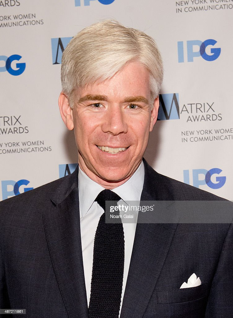 2014 Matrix Awards - Arrivals