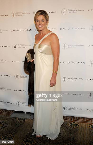 TV personality Deborah Norville attends the 3rd Annual Society Of Memorial SloanKettering Cancer Center's Spring Ball at The Pierre Hotel on May 18...