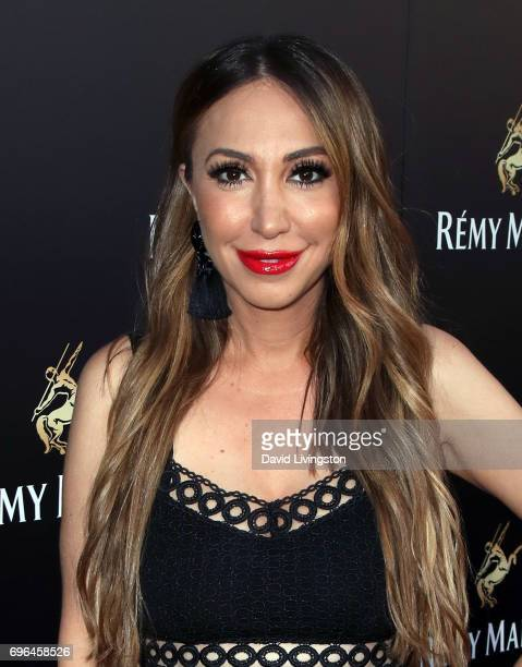 TV personality Diana Madison attends A Special Evening presented by Remy Martin at Eric Buterbaugh Los Angeles on June 15 2017 in Los Angeles...