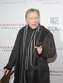 TV personality Dick Cavett attends the Cinema Society and Angel by Thierry Mugler screening of 'The International' at AMC Lincoln Square on February...