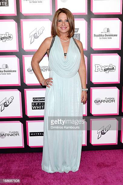 TV personality Doctor Ana Maria Polo attends People En Espanol's 50 Most Beautiful 2013 at Marquee on May 13 2013 in New York City